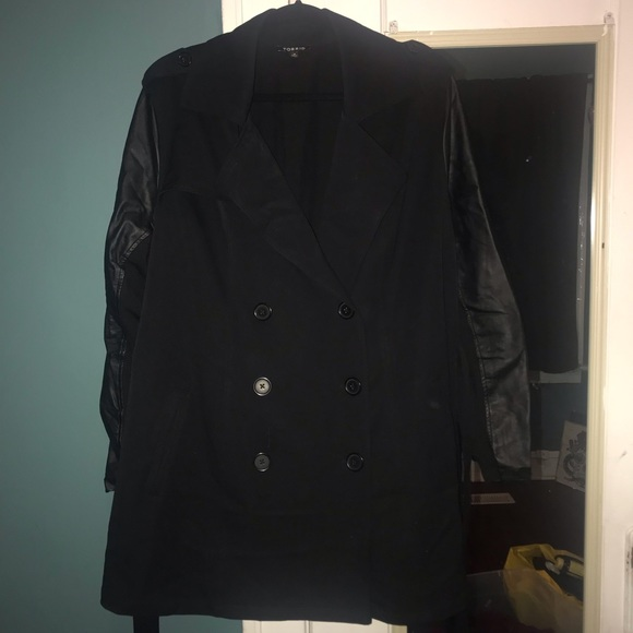 Torrid Jackets Coats Trench Coat Poshmark